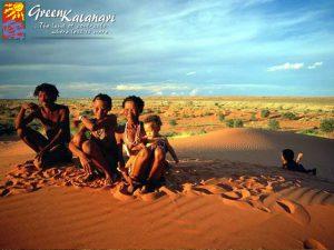 The Green Kalahari Tourism