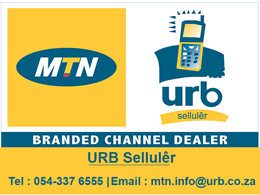 Upington | URB Sellulêr