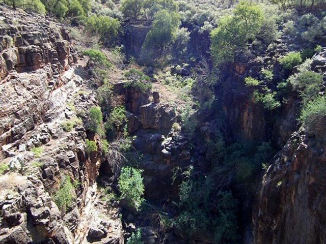 Kuruman | Boesmansgat Sinkhole